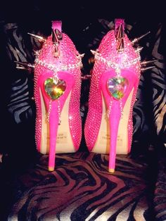 Chic High Heel Shoes