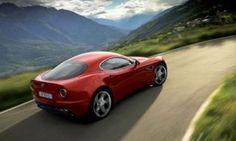 Photos: Alfa Romeo 8C Competizione - Slide 2