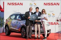 Rio 2016 Organizing Committee receives from Nissan the official vehicle fleet for the Rio 2016 Olympic and Paralympic Games http://www.dubaiprnetwork.com/pr.asp?pr=112123 #rio2016officialvehicle #nissanautomobile #rioolympics2016 #car #cars #automobile #auto #carlover #dubaiprnetwork #MyDubai #Dubai #DXB #UAE #MyUAE #MENA #GCC #pleasefollow #follow #follow_me #followme @nissan