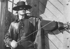 Guy Williams starred as Don Diego de la Vega a Spanish nobleman who donned a black mask and cap to become Zorro, the mysterious righter of wrongs in the 1820s Spanish occupied area of old Los Angeles.