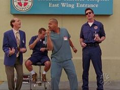 Scrubs     Cool Cats    Air Band   LOVE THIS EPISODE!!! LMAO
