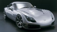 Top Gear's Fifty Shades of Grey - TVR Sagaris