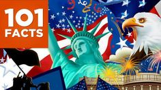 101 Facts About The United States of America - http://pleasestayseated.com/video/101-facts-united-states-america/