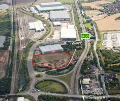 Centre 38:  A 75 acre (30.4 Hectare) (net) distribution/ industrial park adjacent to the A38 offering D&B options. Bombardier, Argos, Intier Automotive are existing occupiers and have recently been joined by CEVA Logistics. One final zone remains for a D & B of around 118,000 sq ft or a plot disposal may be considered. http://www.makeitstokestaffs.co.uk/portfolio/centre-38/