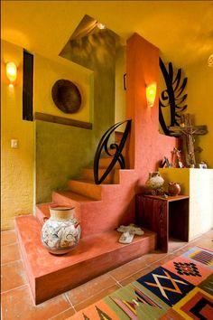 Casa de Cocinas in San Miguel de Allende, Mexico