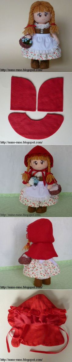 34 besten Baby Puppen Bilder auf Pinterest | Gehäkelte spielsachen ...