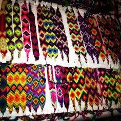 .@native_inspiration | Handmade bracelets #friendshipbracelets