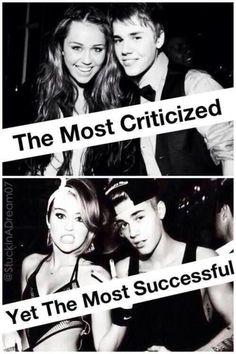 Most successful? If you measure success as only doing dumb shit for attention and only helping your self,  and not accomplishing anything that actually matters. If that's success then yeah they win.