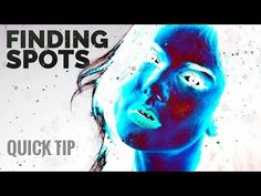Crazy Photoshop Tip: Finding Spots, Sensor Dust and Blemishes Quickly - YouTube