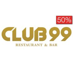GET 50% OFF @ CLUB 99.  More information: https://www.whitecardasia.com/partner/club-99