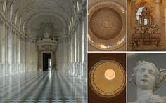Palace of Venaria and rooms that make you go wow
