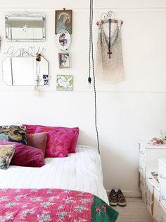 Creative Homes: Paula & Pete Mills | Cappello A Bombetta