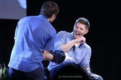 Misha and Jensen at JibCon 2014