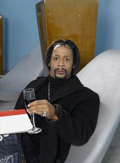 Cannot wait for the new Katt Williams special tonight on showtime!