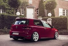 VW Golf 6 GTI - Dieselstation Car Forums