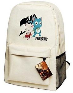 NuoYa001 Fairy Tail Anime Large Size BackpackRucksacksSchool bag Cosplay New for Gift *** Read more reviews of the product by visiting the link on the image.