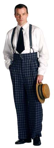 You can look like a Dapper Dan even in a boring old stock photo.