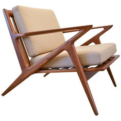 Z Lounge Chair By Poul Jensen For Selig 1