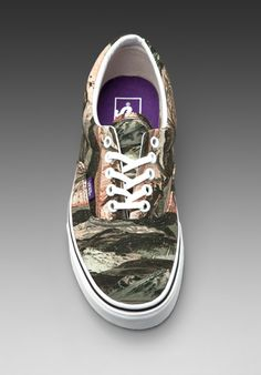3ee420f98a VANS Era Liberty in Mountains Army - Vans Shoes