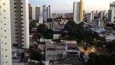 Anoitecendo no Recife/PE. Video feito na av. Estrada dos Remédios, Recife/PE - Brasil - jul./2015. # Rudimar.