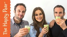 Avocado Smoothie with Rozanna Purcell