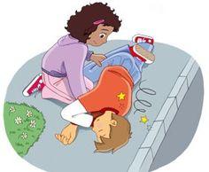 des fiches pour apprendre les gestes d'urgence à l'école primaire