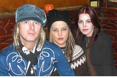 Photo of Lockwood,Lisa Elvis And Priscilla, Lisa Marie Presley, Priscilla Presley, Elvis Presley Family, My One And Only, 3 I, Special People, My Love, Image