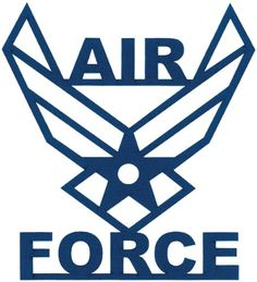 air force logo clip art clipart best clipart best air force rh pinterest com air force clipart graphics air force clip art for opsec puzzle