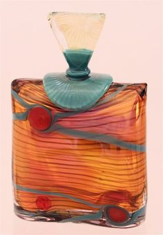 Chameleon Glass ~ The Work of Richard Clements