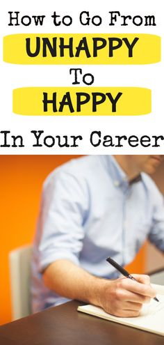 If you are fed up and unhappy with your job, then you need to read this. This is the career advice you need right now! This idea will change the whole outlook of your development in your career and lead you to choose a happier path.