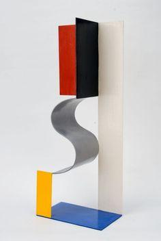 Катаржина Кобро. Spatial Composition Nr. 6