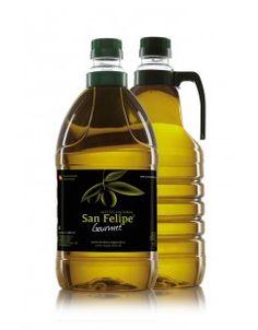 #aceite San Felipe garrafa de 2 litros