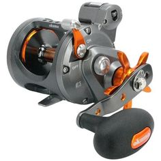 Cold Water Line Counter Reel 2+1 BB - Sz200 5.1:1 Right Hand