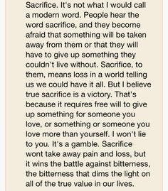 Quotes for Fun QUOTATION - Image : As the quote says - Description Beautiful Creatures Quotes About Sacrifice by QuotesGram Sharing is love, sharing is Love Sacrifice Quotes, Love My Wife Quotes, Brother Quotes, Home Quotes And Sayings, Quotes For Kids, Words Quotes, Life Quotes, Deep Quotes, Wisdom Quotes