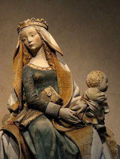 Nostre Dame de Grasse, Toulouse, 15th century, Late Gothic