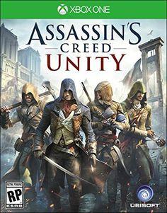 Assassin's Creed Unity Xbox One by UBI Soft, http://smile.amazon.com/dp/B00J48C36S/ref=cm_sw_r_pi_dp_FrmRtb0QR3FZJ