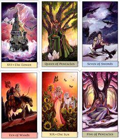 The Crystal Visions Tarot (Jennifer Galasso)