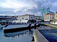 Central Zone of the Town of Angra do Heroismo in the Azores Situated on one of the islands in the Azores archipelago, this was an obligatory port of call from the 15th century until the advent of the steamship in the 19th century.