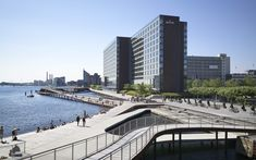 Kalvebod Brygge is situated opposite the popular Copenhagen summer hang out, Islands Brygge. Kalvebod Brygge has the potential to be Islands Brygge's more urban counterpart but has, until now, been …