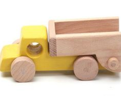 Wooden car wooden toys kids toy toddler toy wood toy by woodenplay