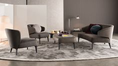 Minotti - Aston Chair