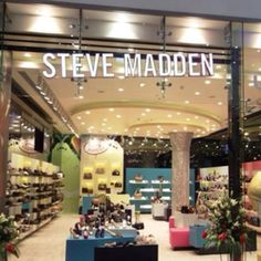Steve Madden- I want so many shoes from here!