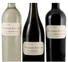 Windsor Sonoma brand packaging