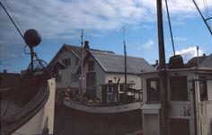 Grandma Vig grew up in a house like this in Akrehamn, Karmoy, Norway
