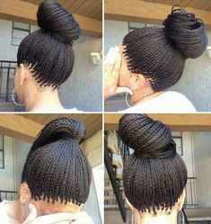 Small Senegalese Twists – Braided Hairstyles For Black Girls  Small Senegalese Twists  Another pretty interesting and stylish way to give your hair a remarkable look is by trying on small Senegalese twists. Senegalese twists generally look lovely, adorable and eye-catching most especially when they are installed in micro or small size.