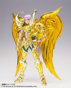 Saint Cloth Myth EX Aries Mu(God Cloth) | Tamashii Web