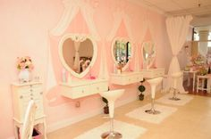 Little Girl Spa Ideas | Spa for girls and birthday partiesGirl's Spa | rent a salon after hours