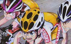 Recensione di Yowamushi Pedal!