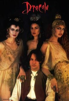 'Bram Stoker's Dracula' (1992) Johnathan and the Brides.