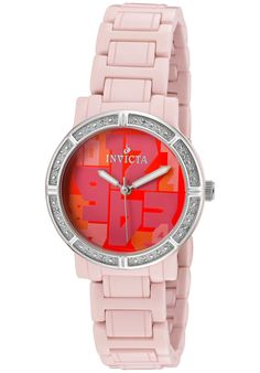 Price:$291.99 #watches Invicta 10276, Collectively matching anyone's style, this classy Invicta, with its cool, bold design, will elegantly go with any outfit.